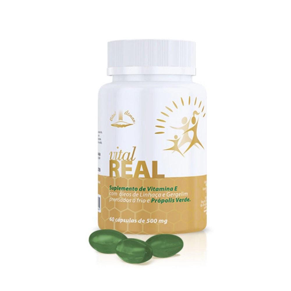 Vital Real 60 Cáps - Vital Âtman  - KFit Nutrition