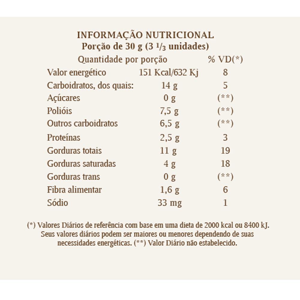 Wafer recheio creme de avelã cobertura de choco 150g - Haoma  - KFit Nutrition