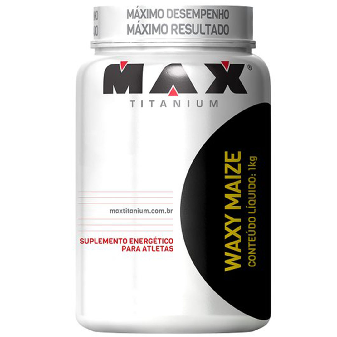Waxy Maize 1kg - Max Titanium  - KFit Nutrition