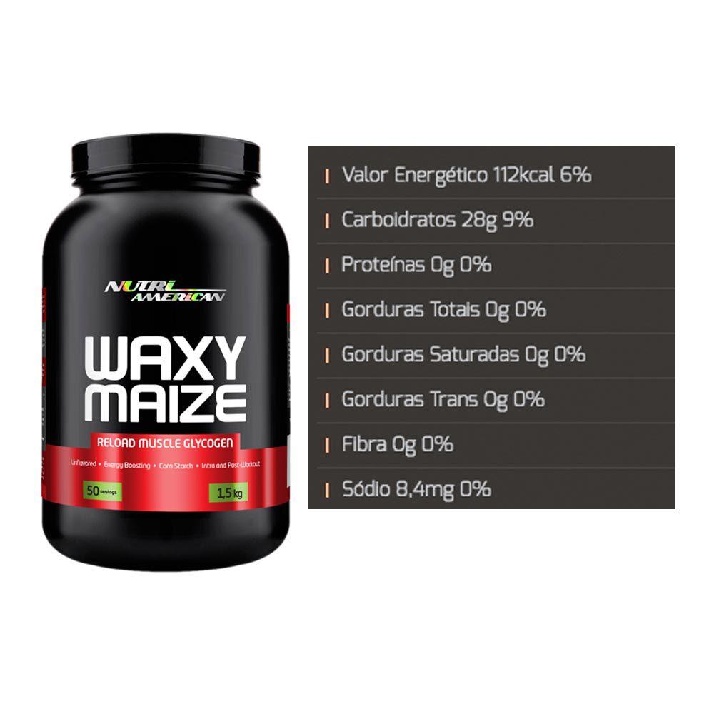Waxy Maize Nutri American  - KFit Nutrition