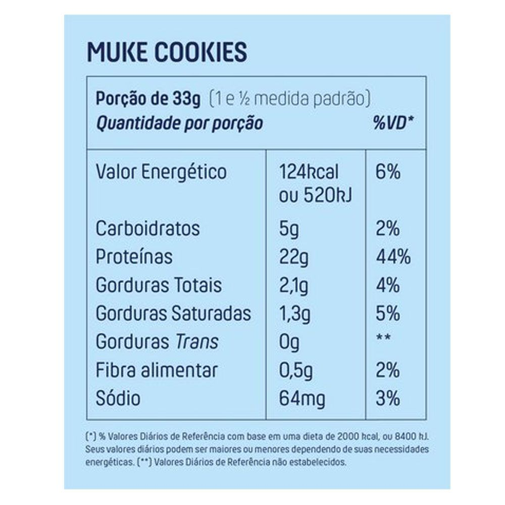 Whey Cookies N Cream Muke 450g + Mu  - KFit Nutrition
