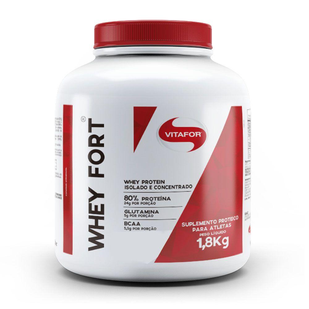 Whey Fort Vitafor 1.8KG  - KFit Nutrition