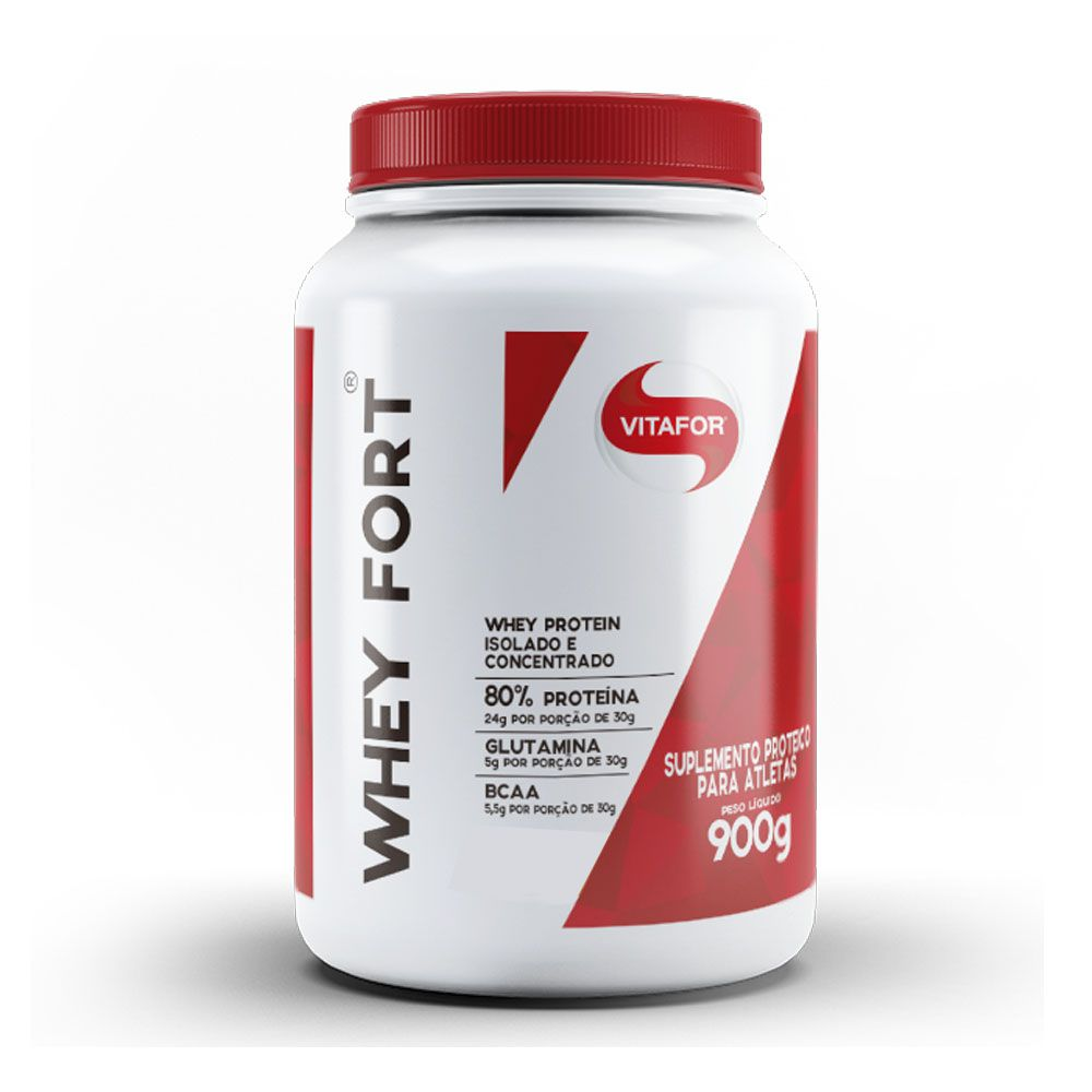 Whey Fort Vitafor 900G  - KFit Nutrition