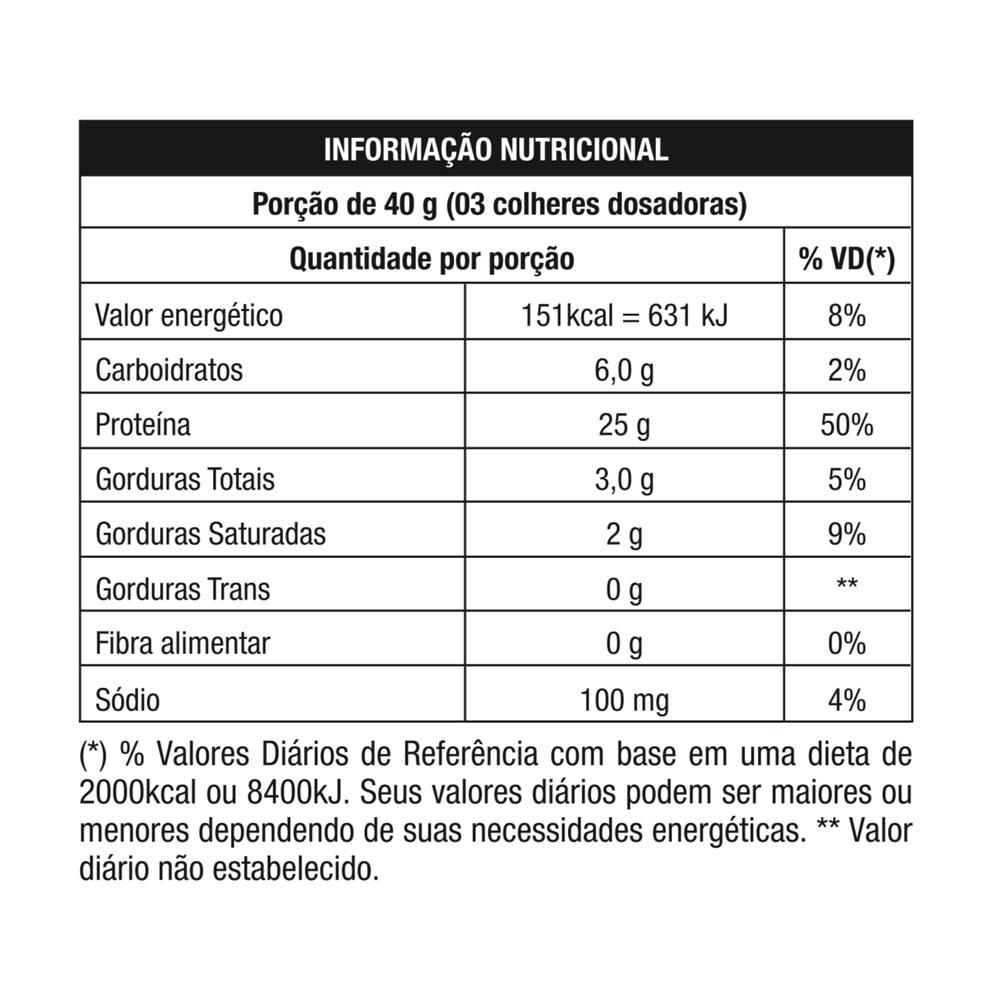 Whey Grego Beijinho 900g - Nutrata  - KFit Nutrition