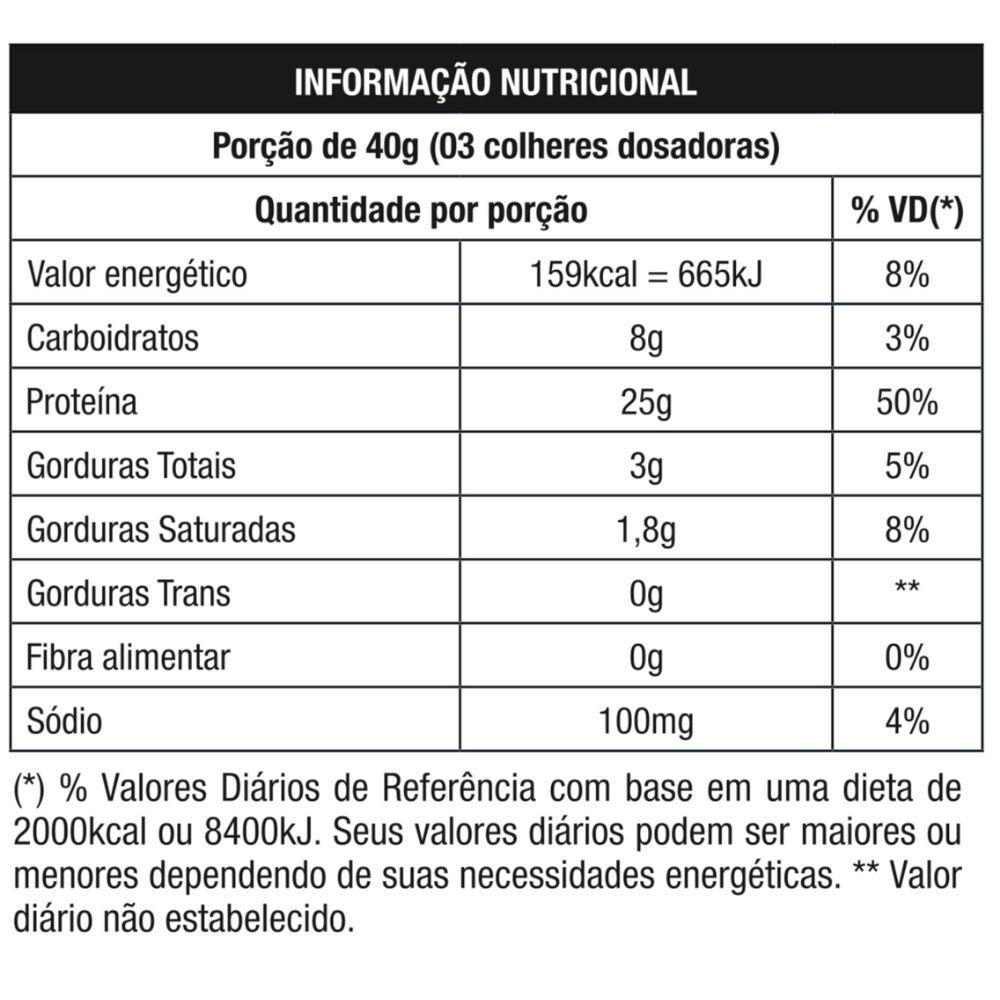 Whey Grego Vitamina de Frutas 900gr - Nutrata  - KFit Nutrition
