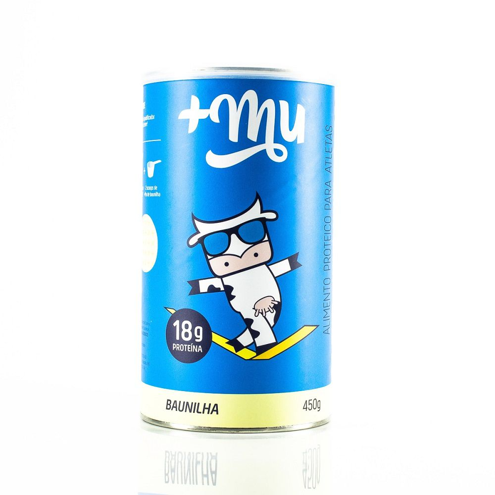 Whey 450G + MU  - KFit Nutrition