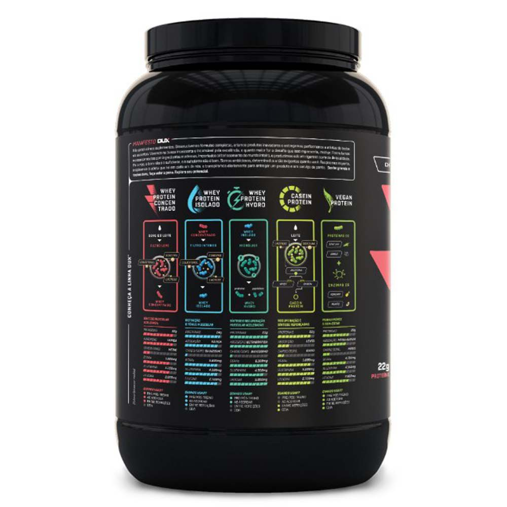 Whey Protein Concentrado Chocolate 900g  - KFit Nutrition