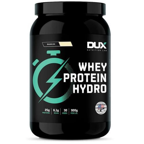 Whey Protein Hydro Baunilha  900g - Dux  - KFit Nutrition