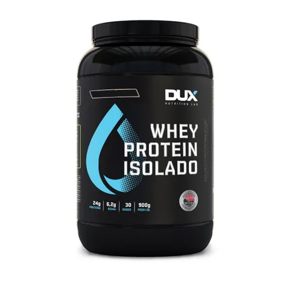 Whey Protein Isolado Coco 900g - Dux  - KFit Nutrition