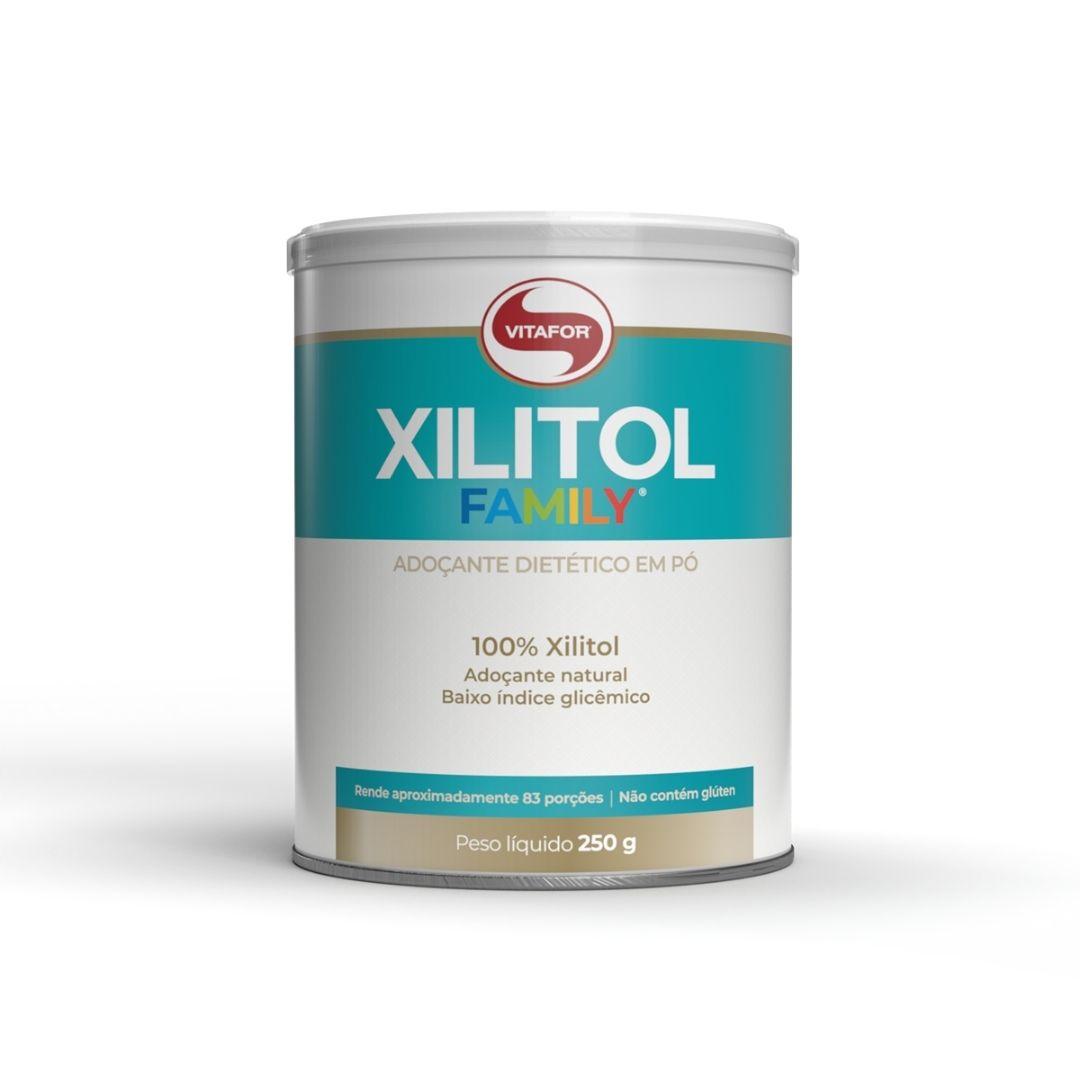 Xilitol Family 250g  Vitafor  - KFit Nutrition