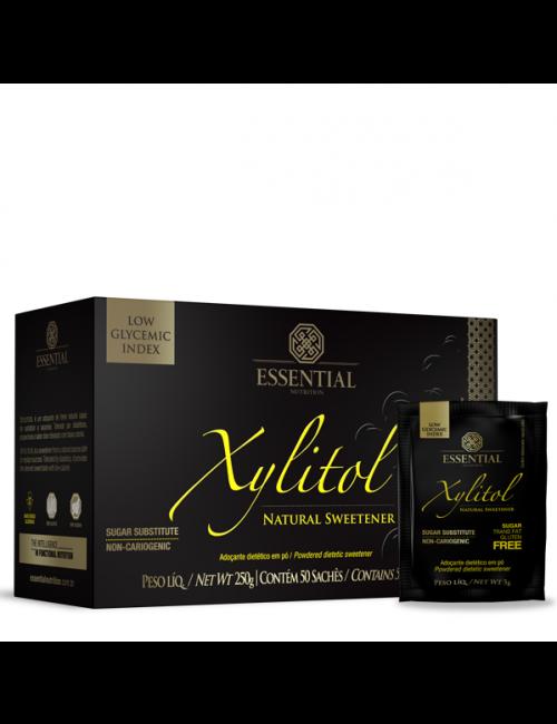 Xylitol 50 Sachês Essential Nutrition  - KFit Nutrition