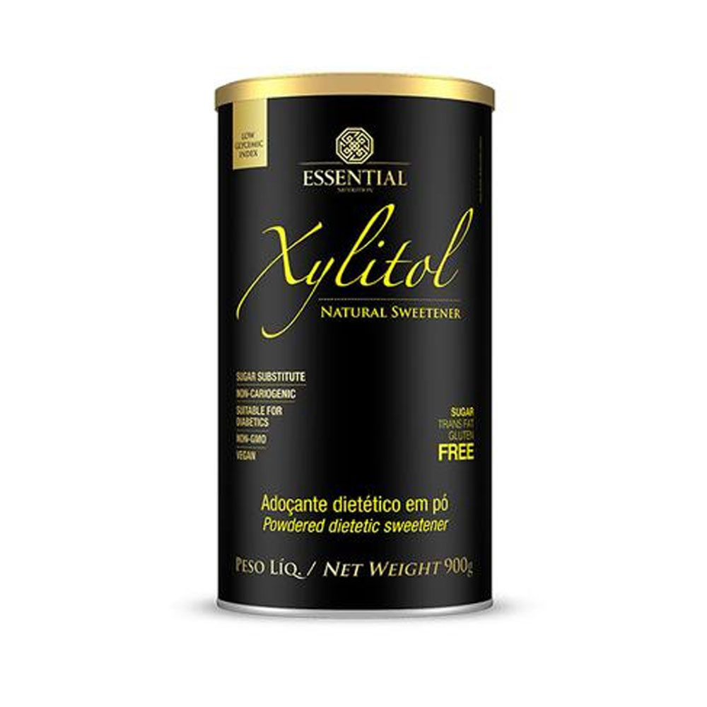 Xylitol - 900g Essential Nutrition  - KFit Nutrition