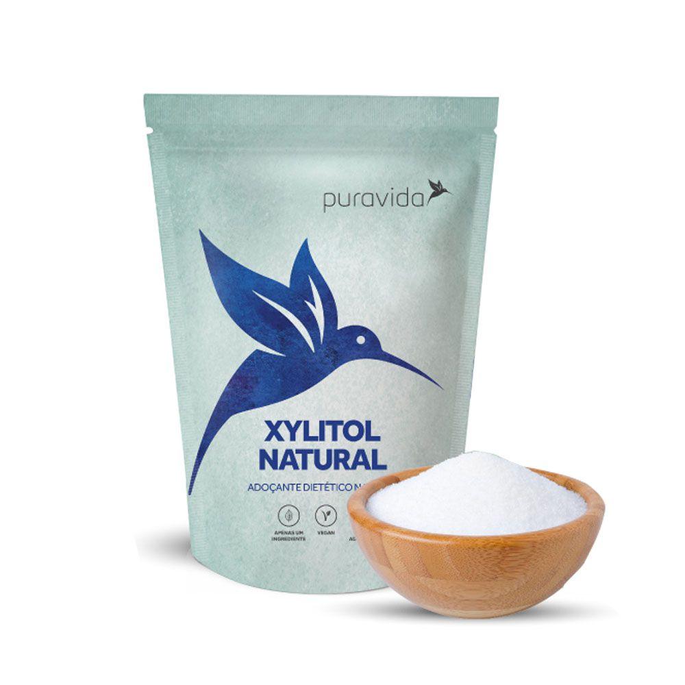 Xylitol Natural 300g - Puravida  - KFit Nutrition