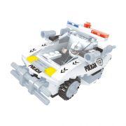Carro Patrulha  CL-PL04   114 Peças