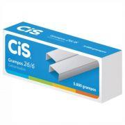Grampos Galvanizados 26/6  CX C/ 5.000 Und