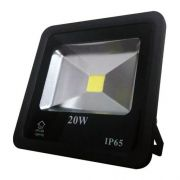 Refletor Eco Led Externo SMD IP65 20W 6500K BR BIV UP LED