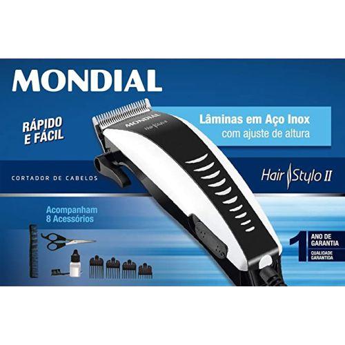 Cortador de cabelos Hair Stylo CR-06 127V