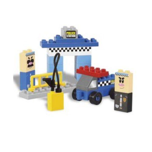Estação de Polícia  CLB-PL02  22 Pçs