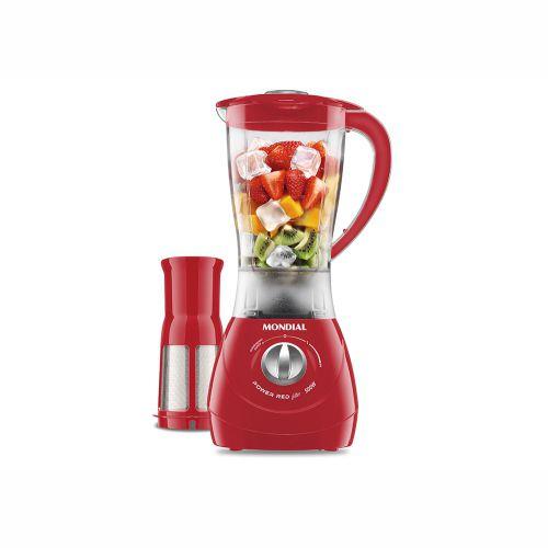 Liquidificador  Power Red Filter 500w 127v