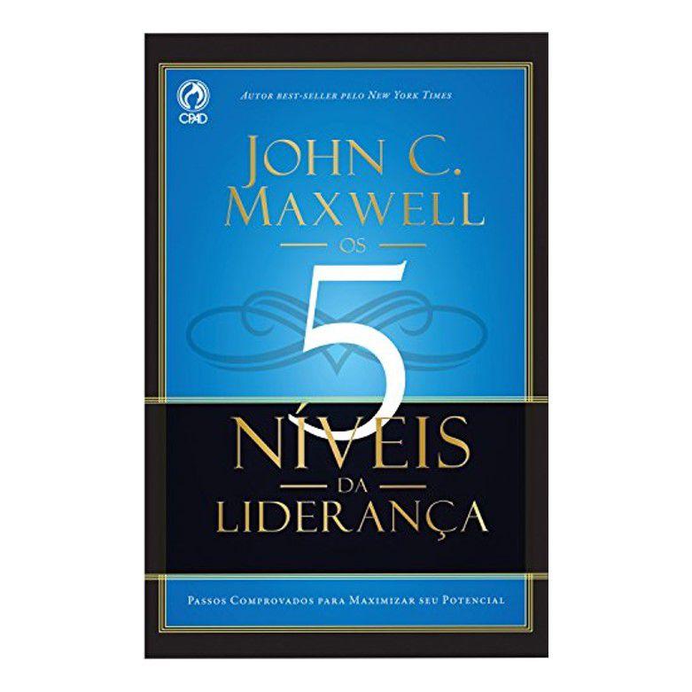 Os 5 níveis de liderança