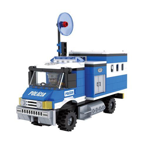 Policiais em Ação  CL-PL07   491 Peças
