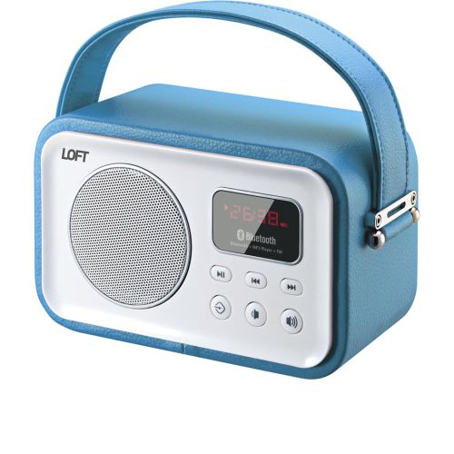 Rádio Retrô  - P30B  Azul