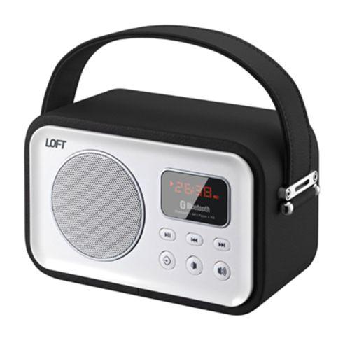 Rádio Retrô  - P30B  Preto