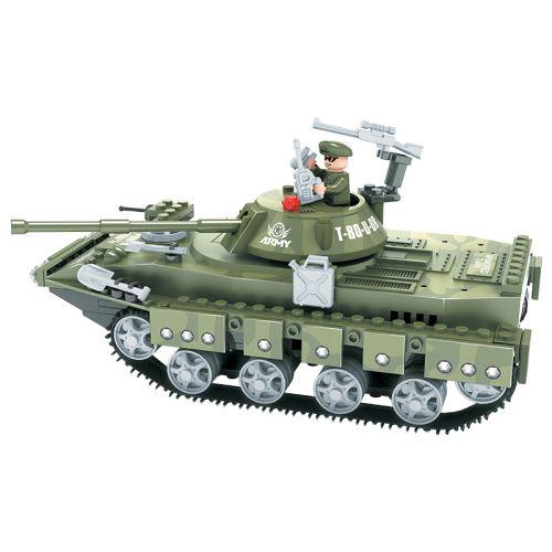 Tanque Exército  CL-EX02  213 Peças