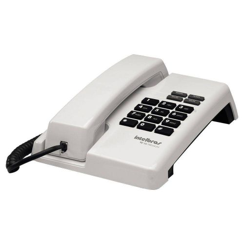 Telefone Premium TC-50 Branco