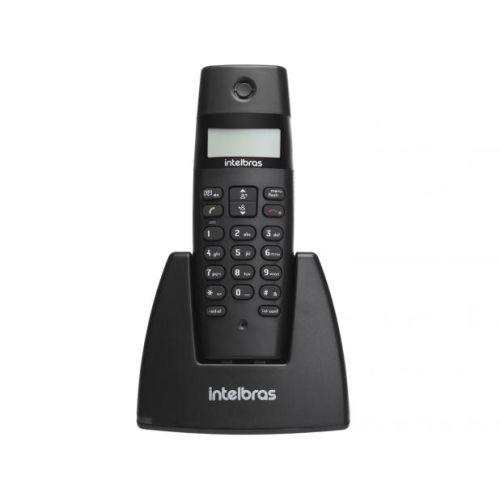 Telefone sem fio TS 40 com ID de Chamadas Intelbras