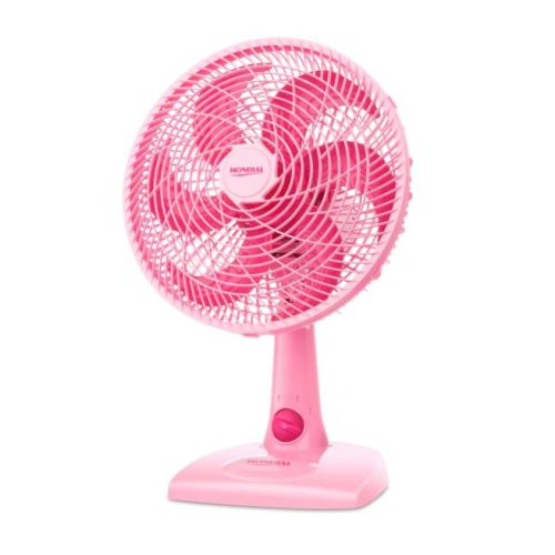Ventilador 30cm Fashion Pink- NV-28-6P 127V