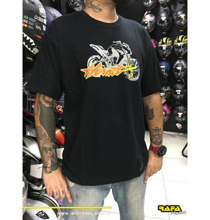 CAMISA HORNET TOP FORCE