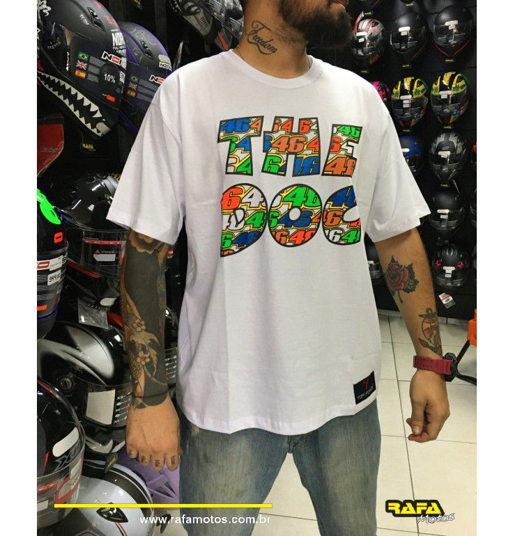 CAMISA THE DOCTOR TOP FORCE