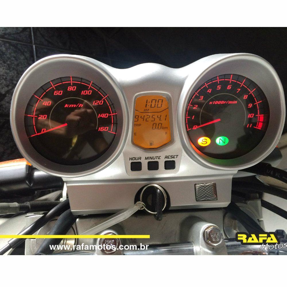 CBX 250 CINZA 2008