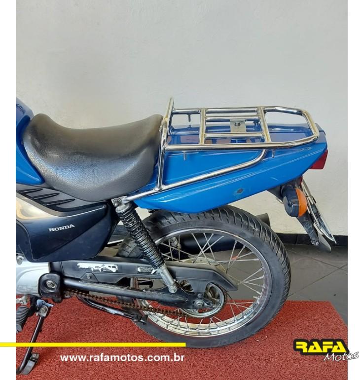 Honda CG 150 Cargo 2013 - Azul