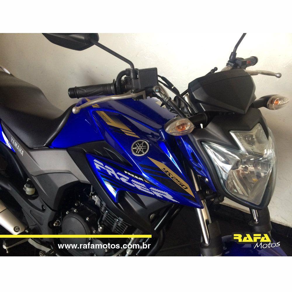 FAZER 250 BLUE FLEX 2016