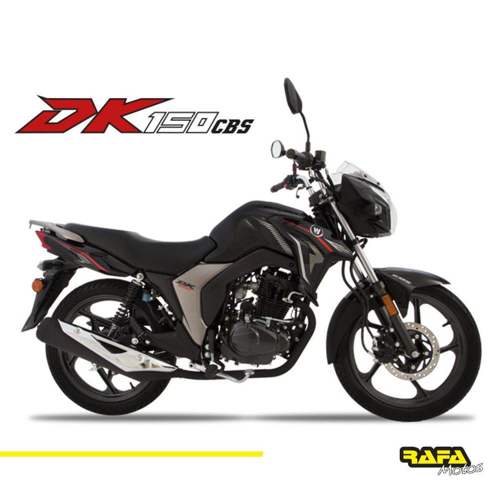 Haojue DK 150 0km 2019
