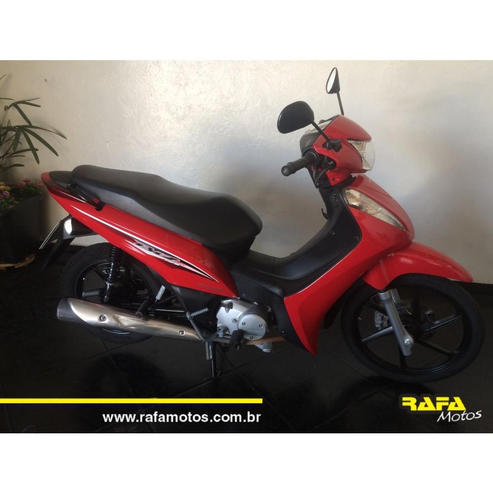 Honda BIZ 125 EX 2017 Vermelha