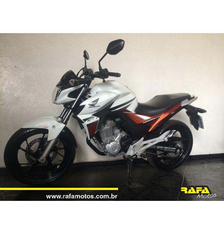 Honda CB 250F Twister - Branca