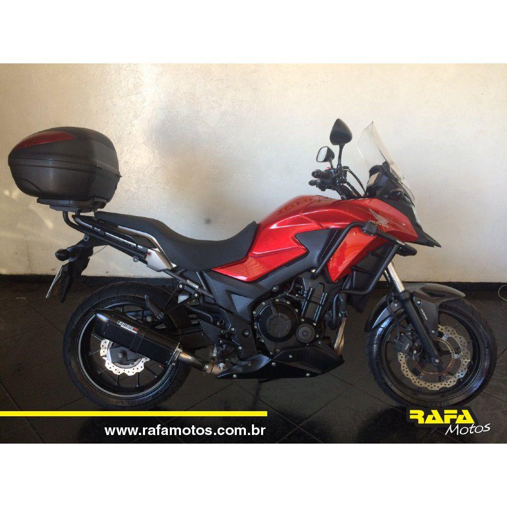Honda Cb 500 X 2016 ABS