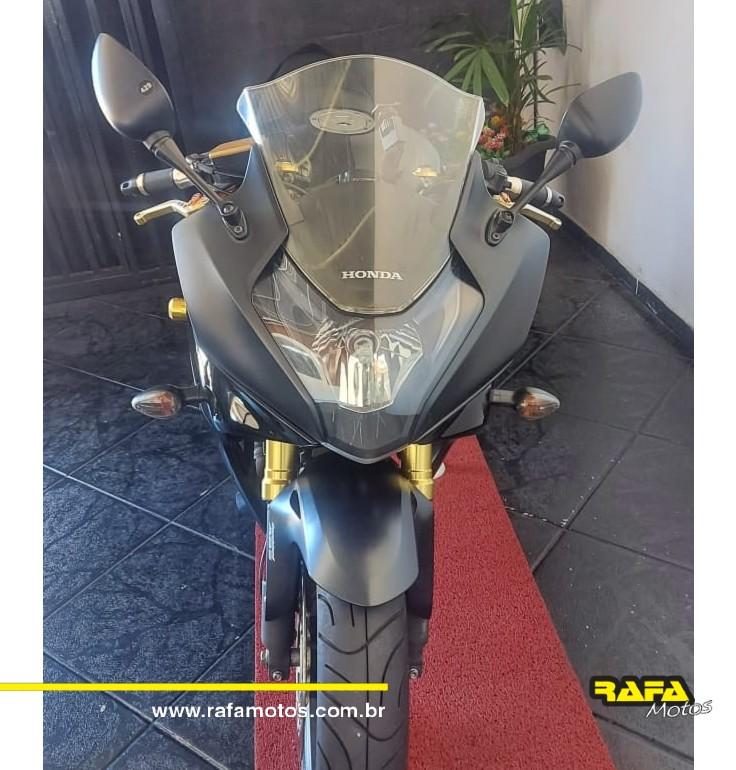 HONDA CBR 600F ABS 2012