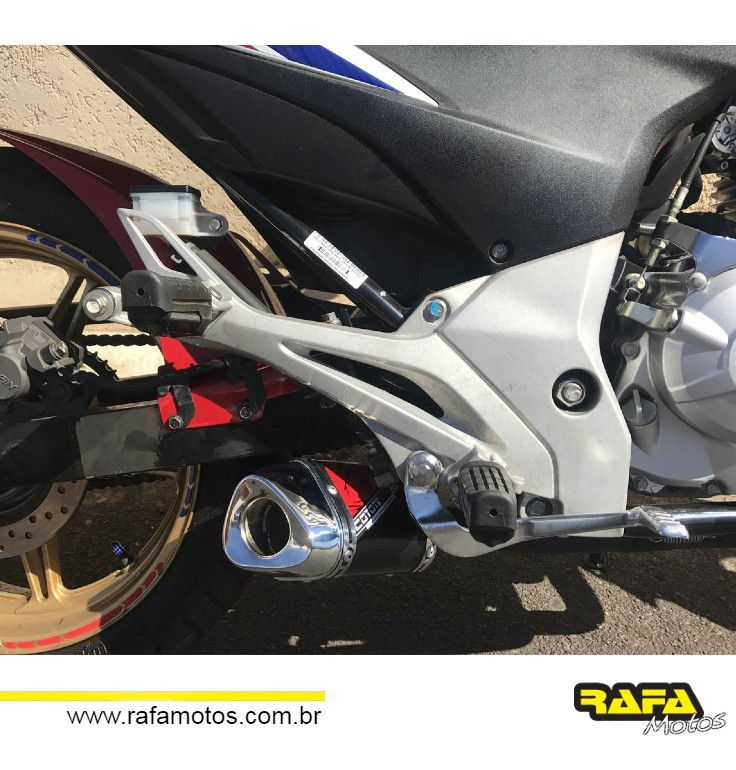 PONTEIRA COYOTE TRS UNDERSIDE CB300 2015