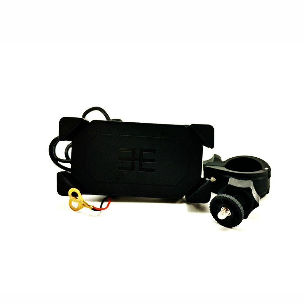 SUPORTE PARA CELULAR COM CARREGADOR USB