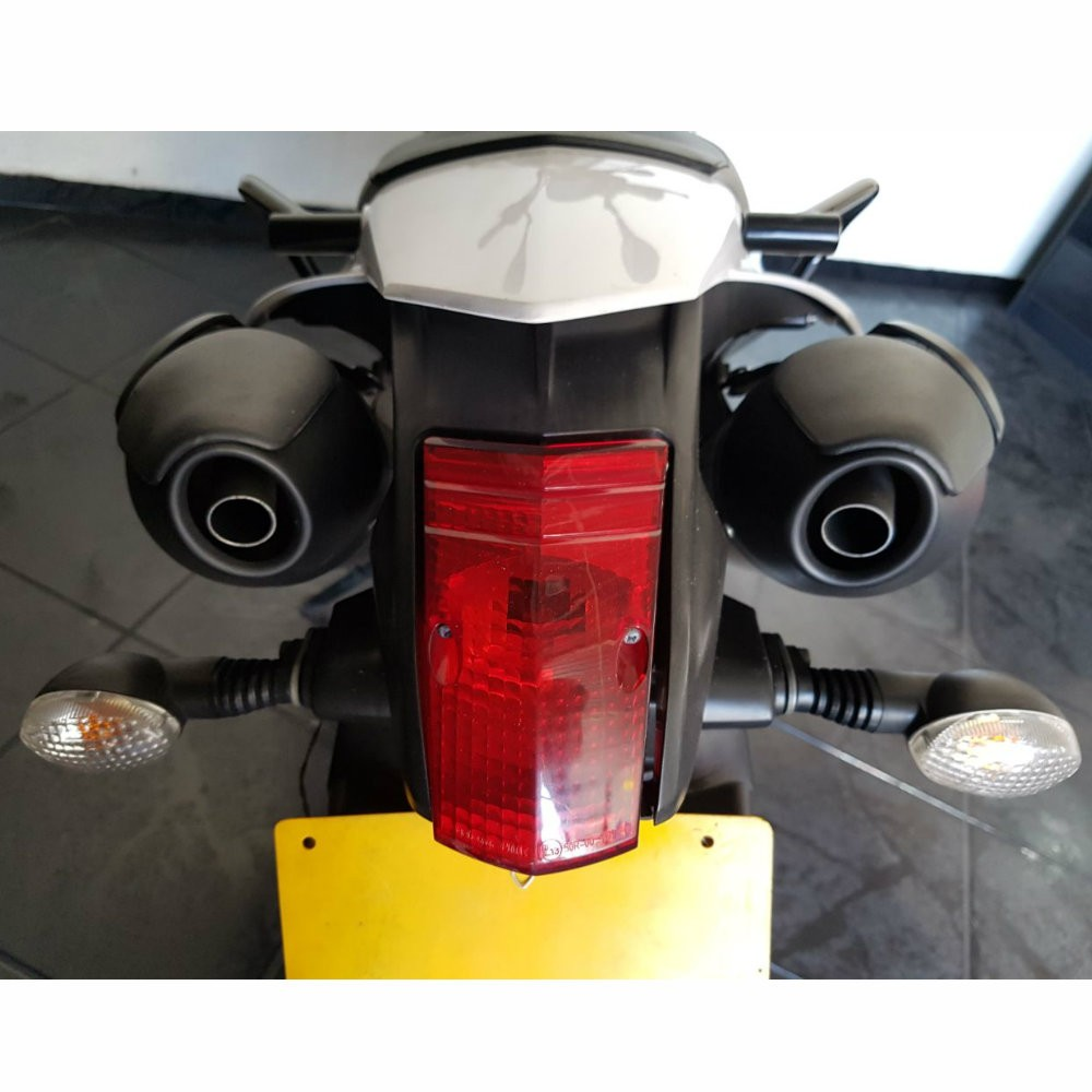 XT 660 BRANCA 2014