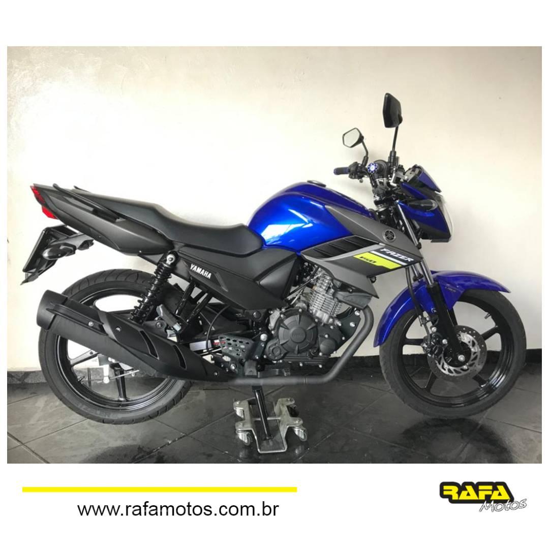 Yamaha YS Fazer 150 SED - UBS 2020 Azul