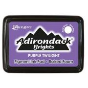 CARIMBEIRA ADIRONDACK - PURPLE TWILIGHT (PIGMENT INK PAD)
