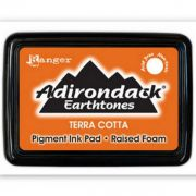 CARIMBEIRA ADIRONDACK - TERRA COTTA (PIGMENT INK PAD)