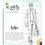 Carimbo It Girl Linha Planner - Arthur