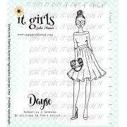 Carimbo It Girl Linha Planner - Dayse
