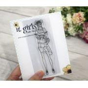 Carimbo It Girl Linha Planner - Frida